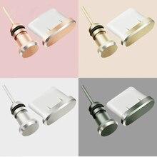 Pin Dust-Plug Huawei Earphone Jack Charging-Port Retrieve-Card Samsung-Accessories Usb-Type