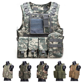 USMC Military Airsoft Paintball Vest Body Armor Molle Combat Plate Carrier Tactical Vest Outddor Hunting Clothes usmc military airsoft paintball vest body armor molle combat plate carrier tactical vest outddor hunting clothes