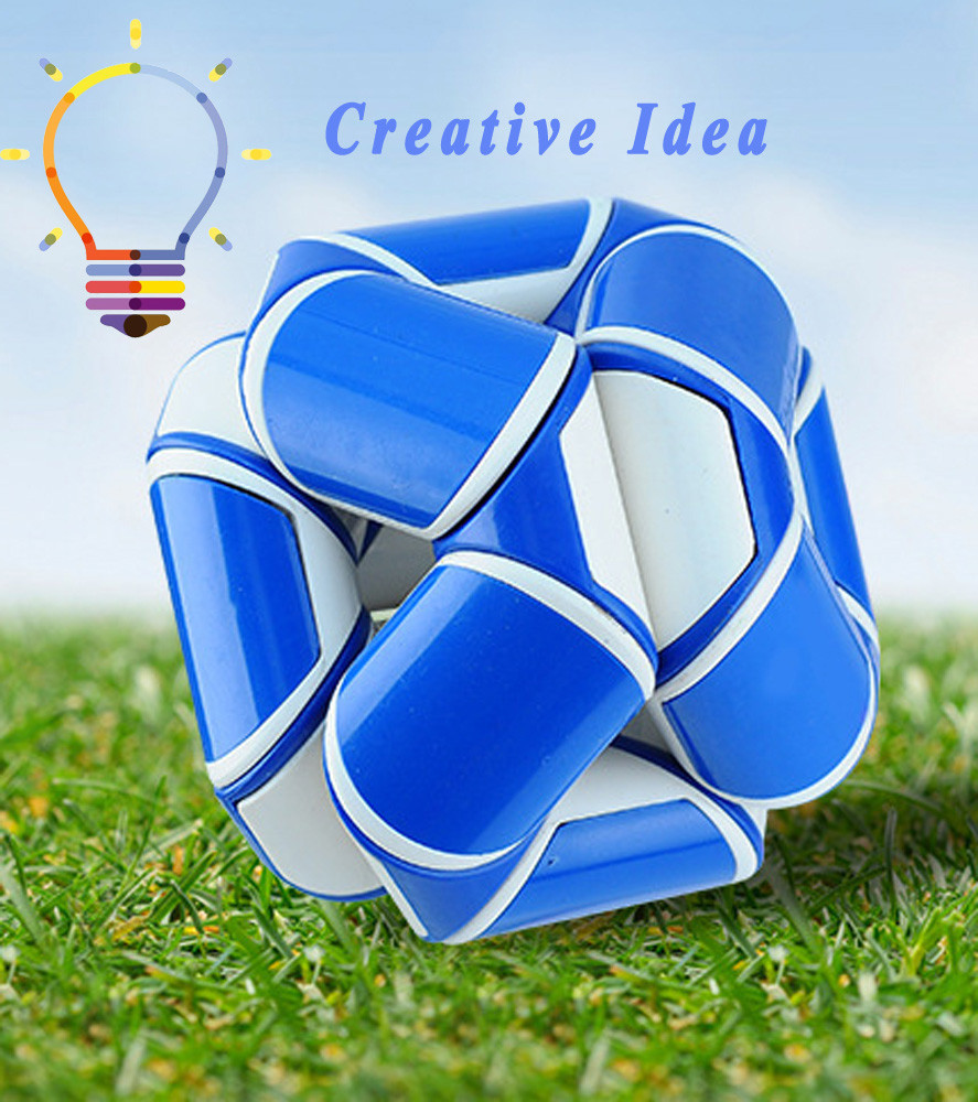 Magic Cube Puzzle Fidget-Toys Game Twist Snake Variety Antistress Kids Gift Cool Transformable img4