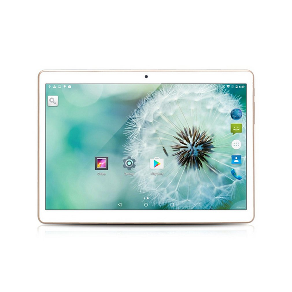 Tablet PC Octa Core RAM ROM 2+32GB Dual SIM Cards 3G WCDMA For Android 7.0 GPS Tablet PC 10