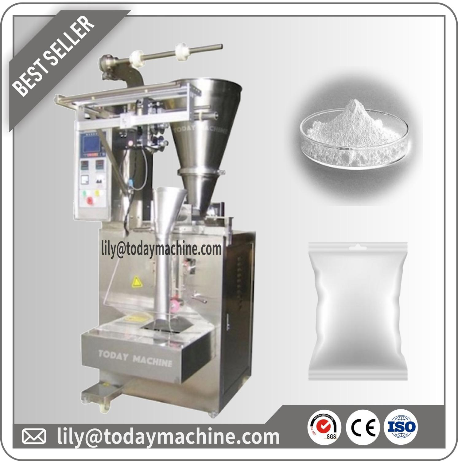 Automatic Coffee Nut Salt Sugar Powder Snack Doypack Pouch Filling Packaging Packing Machine/ Disinfection Powder