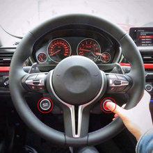Кнопки на руль для bmw f10 f11 f30 f32 f15 f25 переключатель