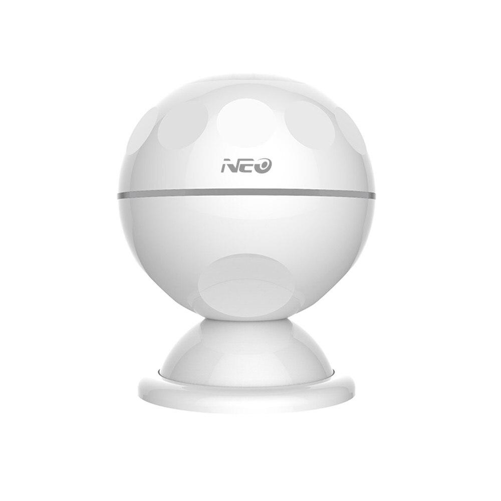 Wifi Intelligent Motion Sensor Light Measuring Device Temperature Home Automation Wave Alarm System Motion Sensor EU 868.4MHZ