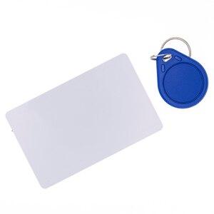 Image 5 - 50pcs MFRC 522 RC522 RFID RF IC card sensor module to send Fudan card, keychain