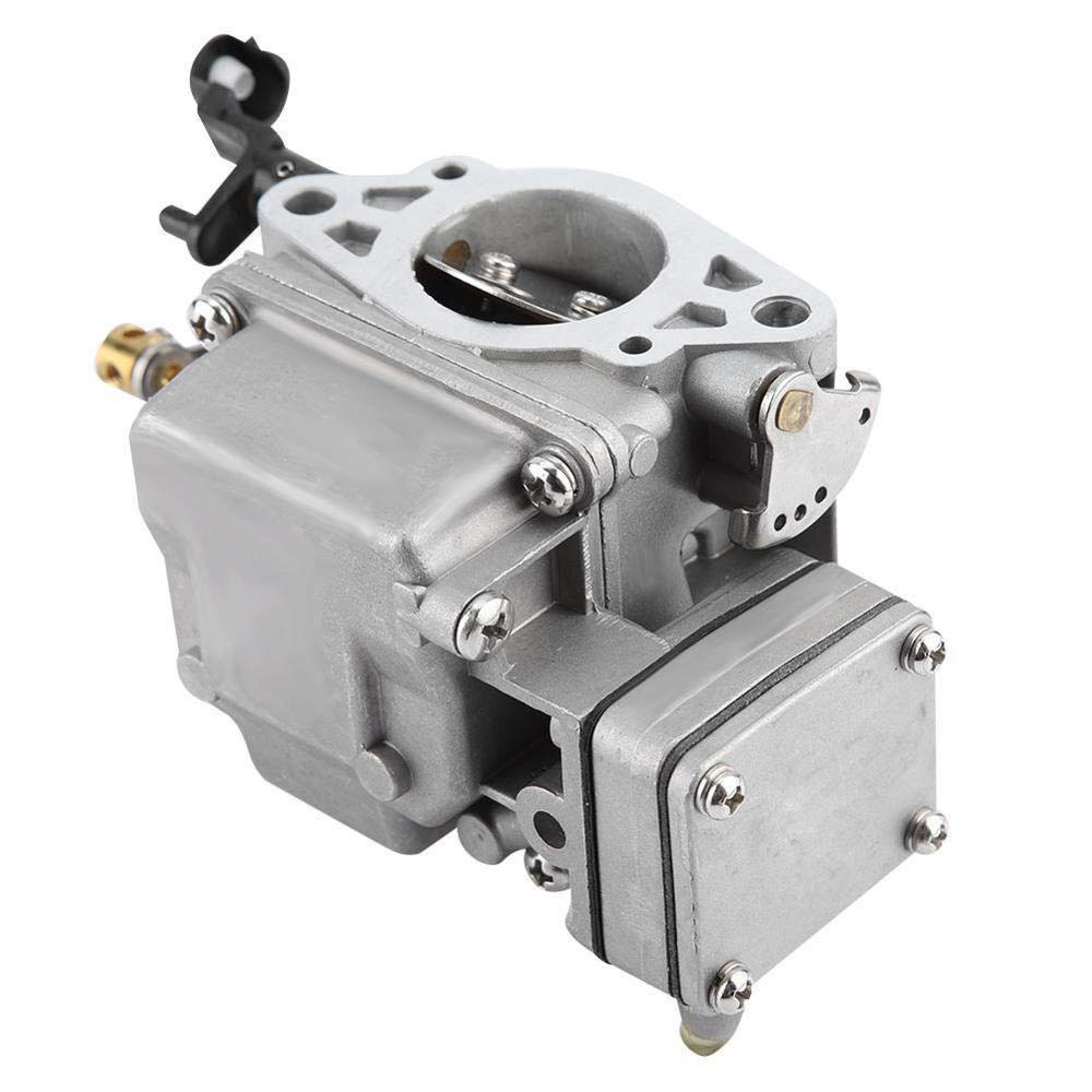 Carburetor Carb for Yamaha Outboard Boat 9.9HP 15HP 63V-14301-00 2-Stroke