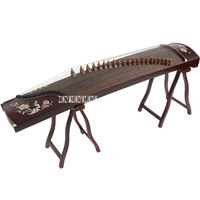 Guzheng Instrument Solid Wood Hand-carving Professional Performance Guzheng With Full Set Of Luxury Accessories XSb001