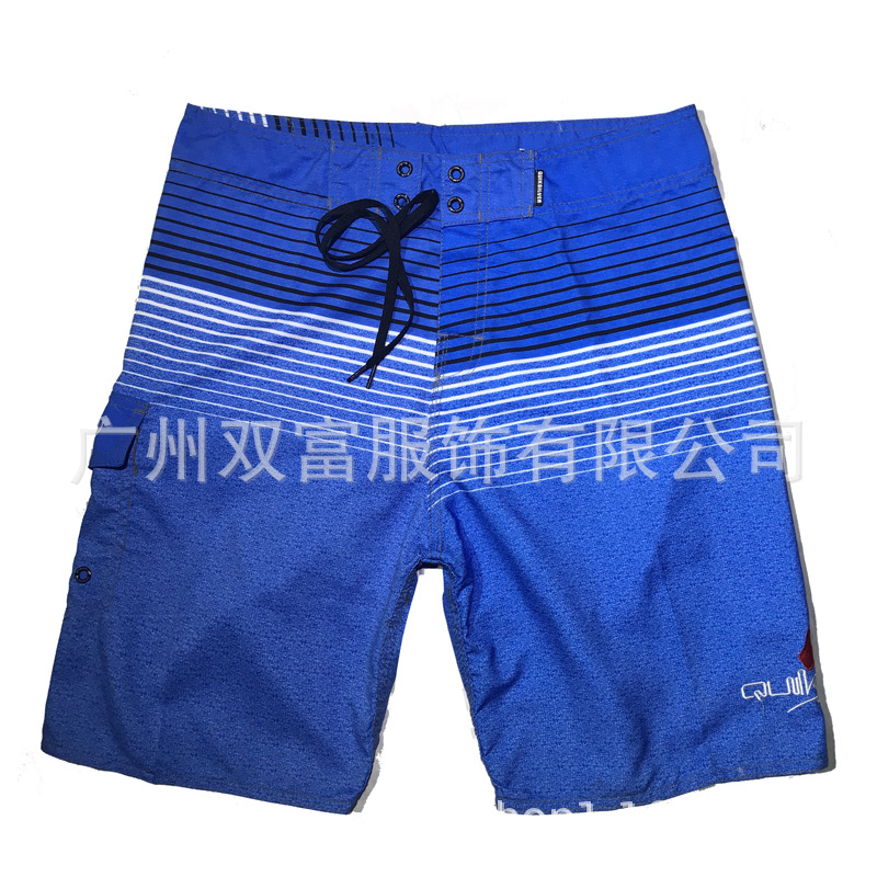 Stable Supply Of Goods Hot Selling New Peach Skin Quick-Dry Surfing Beach Shorts Southeast Asia Men Hot Springs Shorts