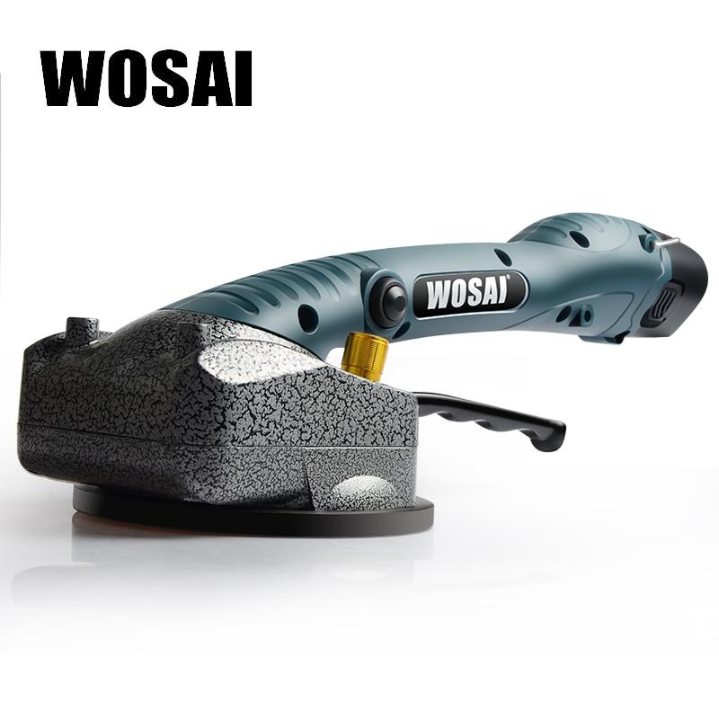 WOSAI Wireless Tile Installation Portable Smart Tile Tiler Floor Vitero Wall Tile Vibration Machine Brick Wall Tile Tool