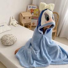 Jo & mi 2020 детский Халат фланелевый халат детская одежда для