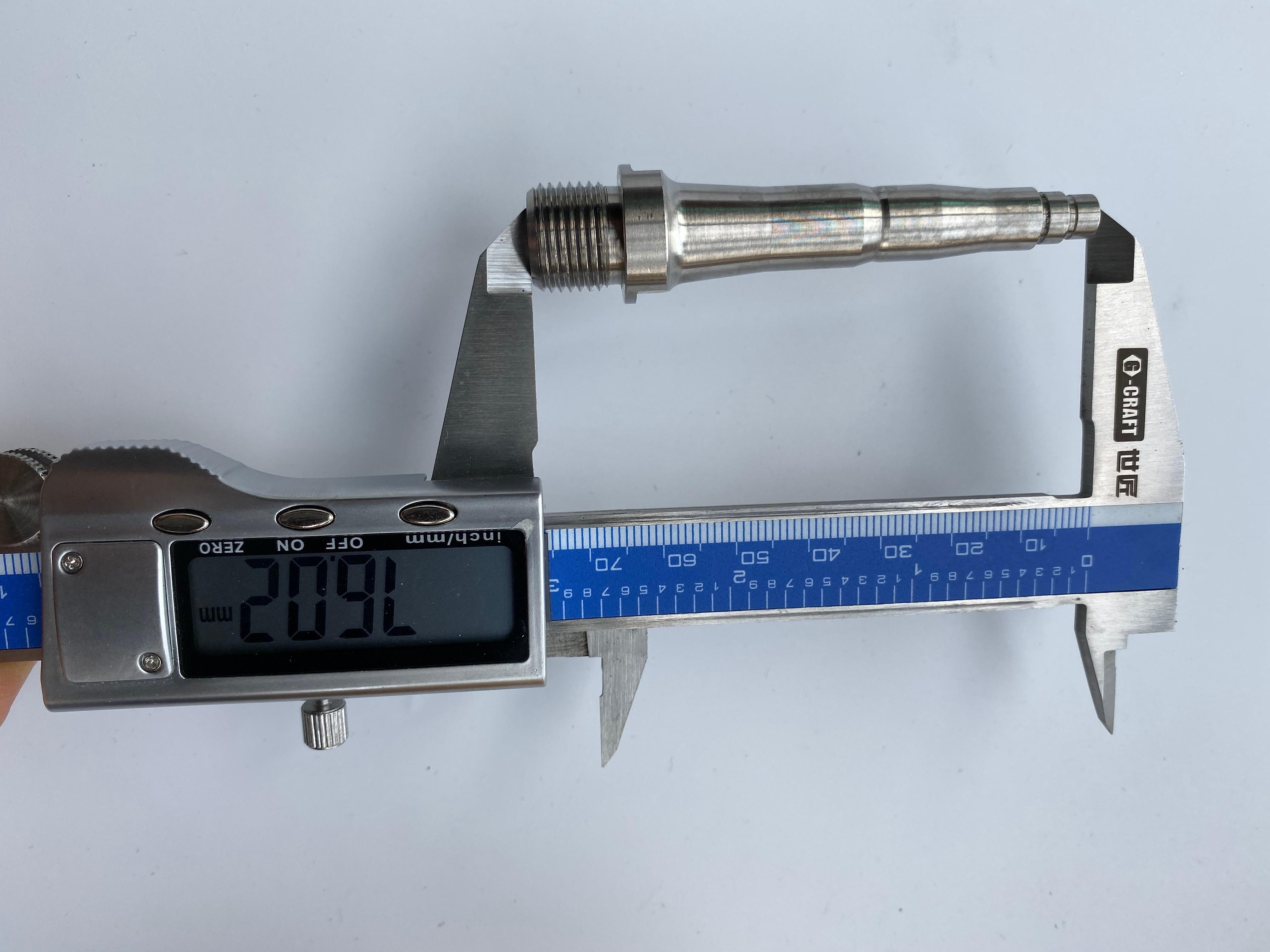 J/&L Titanium//Ti Pedal Spindles//Axle fit SpeedPlay Zero,X1,X2/&Ultra Light Action