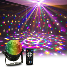 Lamp Light Laser-Projector-Effect DJ Sound-Activated Music Christmas-Party Led