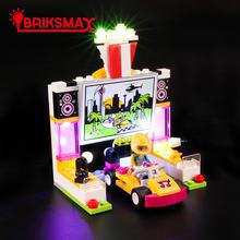 Комплект светодиодсветильник briksmax для 41349 г (модель в