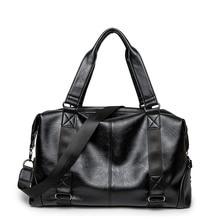Men's Briefcase Messenger Shoulder Bags Large Capacity Handbag Business High Quality Leather Computer Bags Laptop Multifunction все цены