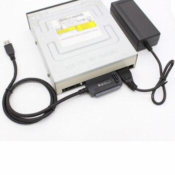 Cable Adaptador convertidor para ATA/ATAI LBA USB a IDE Cable USB 2,0...