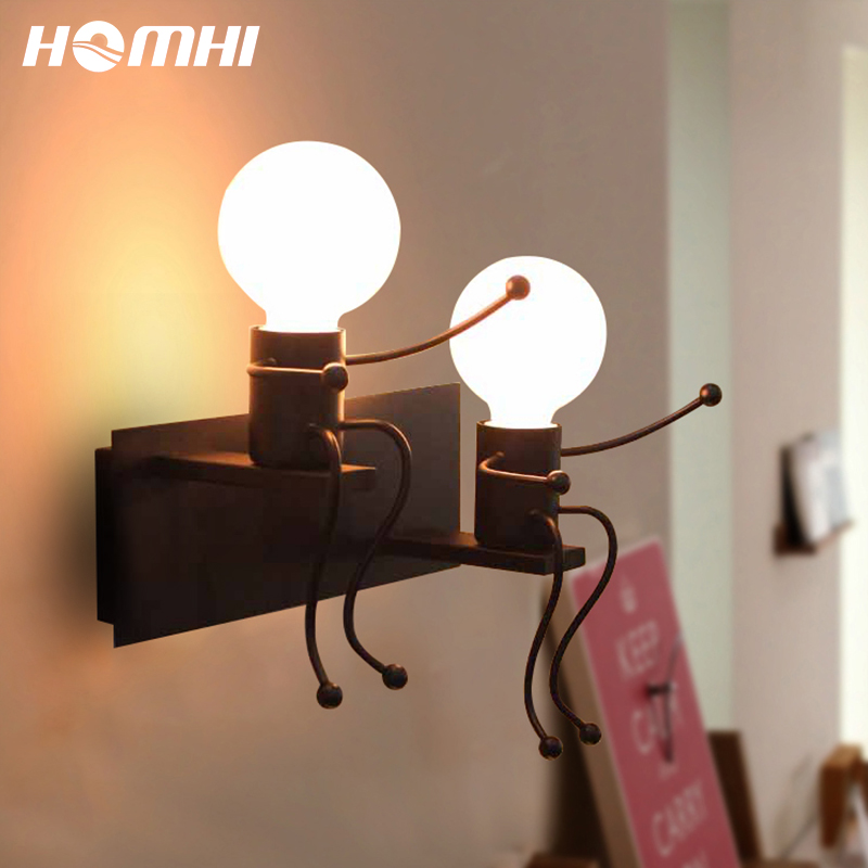Room Decoration Led Wall Light Fixture