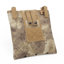 Wosport 2019 New Recycling Bag Storage 1000d Nylon Tactical Wargame Military Paintball Hunting Air Accessories