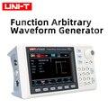 UNI-T UTG962E Функция генератор сигналов произвольной формы сигнала источник двухканальный 200 мс/с 14-bit счетчик частоты 30 МГц 60 МГц