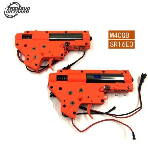 Аксессуары для охотничьего ружья ZHENDUO M4 CQB SR16E3