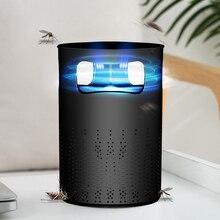 Neue LED Uv Photokatalysator Moskito Mörder Lampe USB Elektrische Moskito-mörder Repellent Bug Zapper Insekten Falle Licht