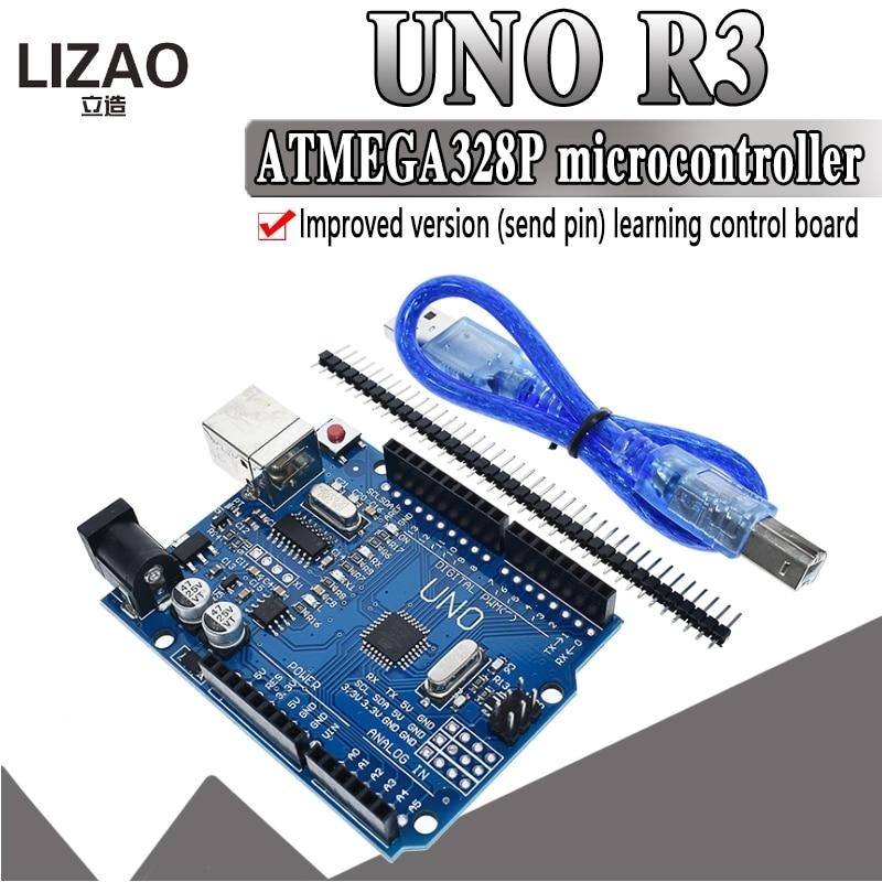 lizao-haute-qualite-un-ensemble-uno-r3-ch340g-mega328p-puce-16mhz-pour-font-b-arduino-b-font-uno-r3-carte-de-developpement-cable-usb