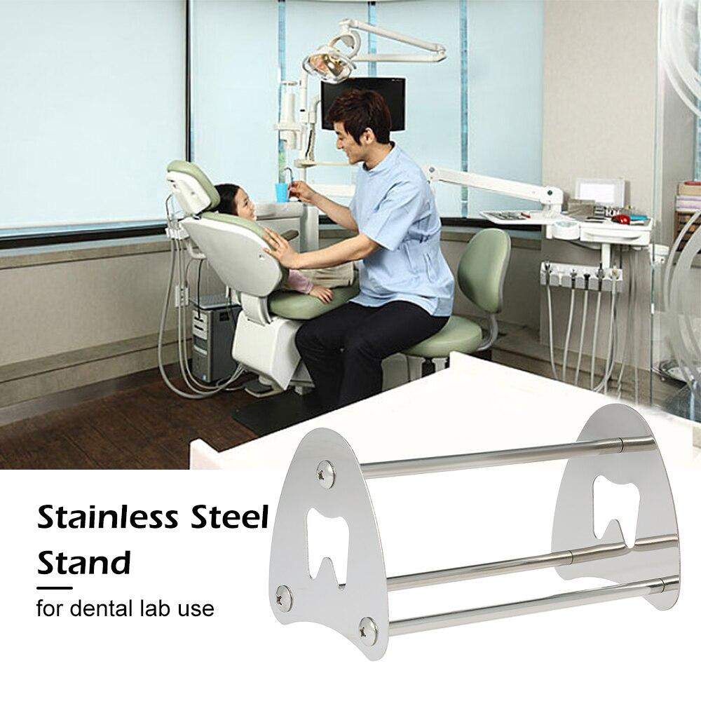 Stainless Steel Stand Holder Rack Organizer For Orthodontic Pliers Forceps Scissors Dental Lab Tool Heat-resistant Dental Tools