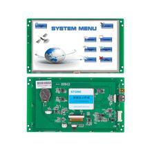 Производитель 7-дюймовый цифровой TFT ЖК-дисплей Проконтролированный всеми MCU