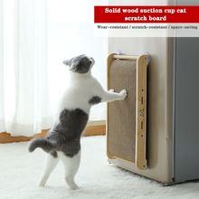 Когтеточка для кошек диван из цельного дерева принадлежности