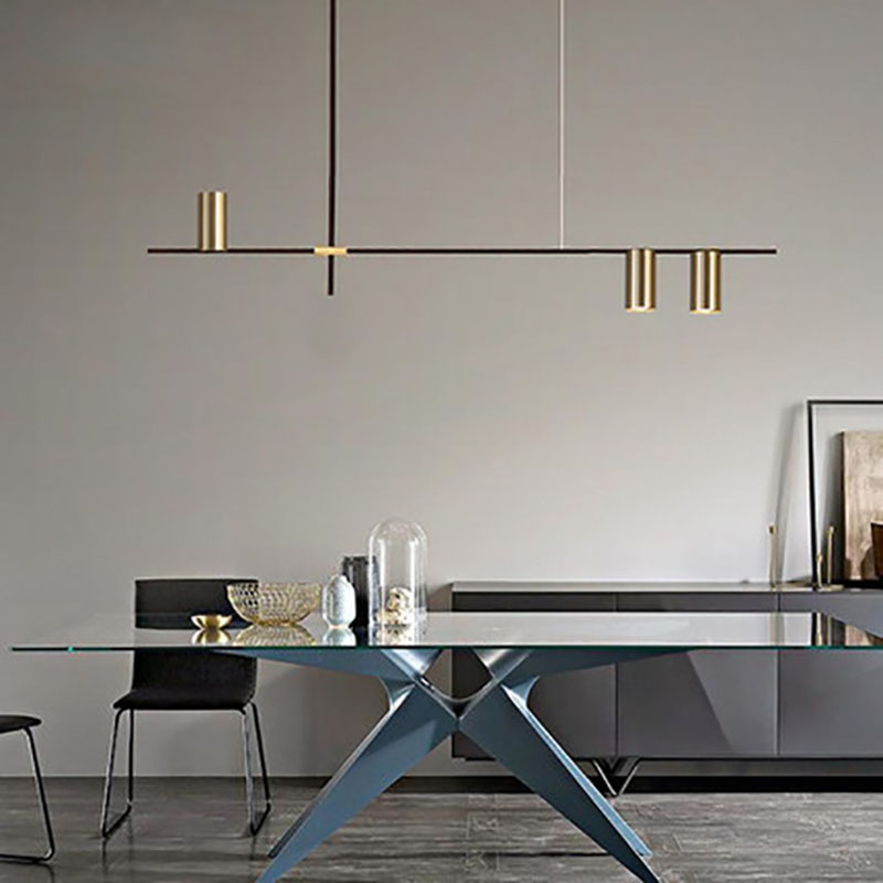 Nordic Iron Pendant Lights Lighting LED Pendant Lamp Living Room Bedside Dining Room Hotel Loft Home Decoration Hanging Lamp in Pendant Lights from Lights Lighting