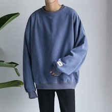 Zogaa Solid Sweatshirts 2019 New Spring Autumn Fashion Hoodies Male Large Size Warm Men Brand Hip Hop