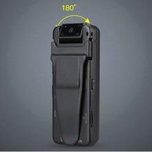 A8Z Mini kamera Full HD 1080P przenośny Camara policja wideorejestrator Body Cam motocykl motor Motion kamera noszona na ciele mini kamera