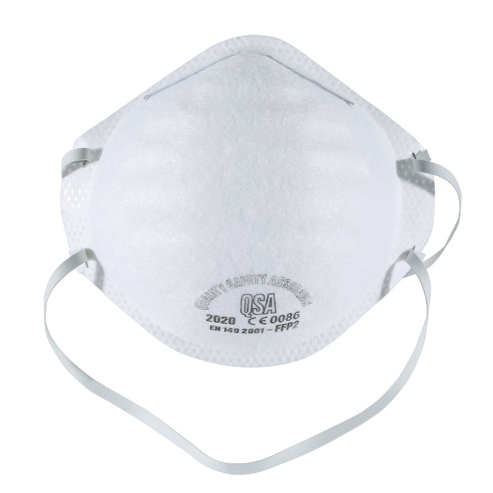 1Pc To 50Pcs Ffp2 Face Mask 95% Anti Fog 3-Layer Protective Face Mask Mouth Face Mask Protection Against Droplet Dust Same AsN95