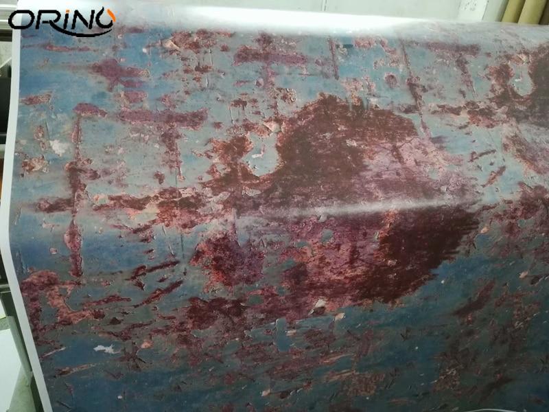 Rusty Car Sticker Wrap Foil-3