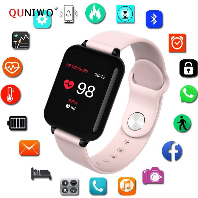 New Brand  B57C Sport Watch Children Watches Kids For Girls Boys Wrist Watch Student Clock Electronic Digital Child Wristwatch