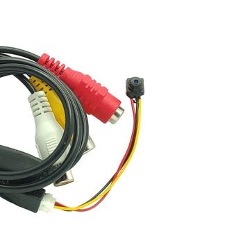 New HD 800TVL mini Analog DIY Module CCTV Camera For Home Security Surveillance FPV CMOS Video Camera Small size 6 * 6mm цена 2017