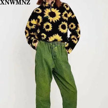 Za в Корейском стиле на осень зиму Новая модная женская обувь