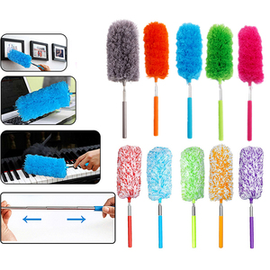 Soft Microfiber Duster Brush Dust Cleaner can not lose hair Static Anti Dusting Brush Home Air-condition Car Furniture Cleaning