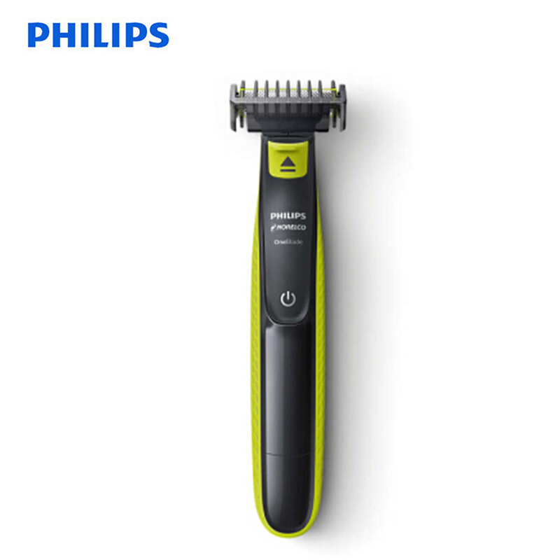 Philips QP2520 OneBlade Electric Shaver Rechargeable With NimH Battery Half Electric Trimmer & Half Electric Shaver For The Men