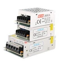 רובוטריקים 220V 12 V כוח אספקת 1A 2A 3A 5A 8.5A 10A 15A 20A 12 V אספקת חשמל מתאם LED נהג שנאי 220V כדי 12 V