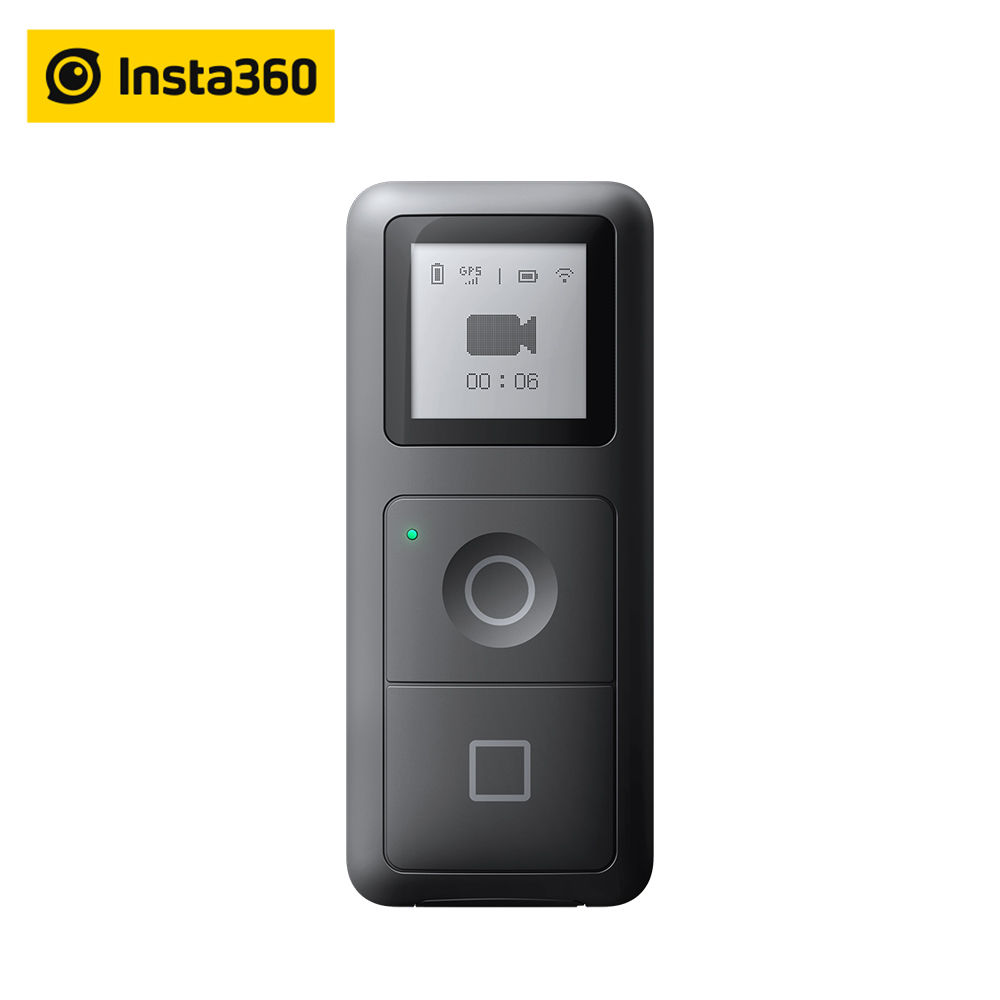 Умный пульт дистанционного управления Insta360 GPS для экшн-камеры Insta360 One R и One X