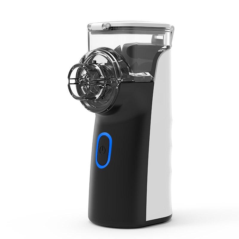 BOXYM Mini Handheld Inhaler Nebulizer Portable Nebulizer For Kids Adult Atomizer Nebulizador Medical Equipment Asthma
