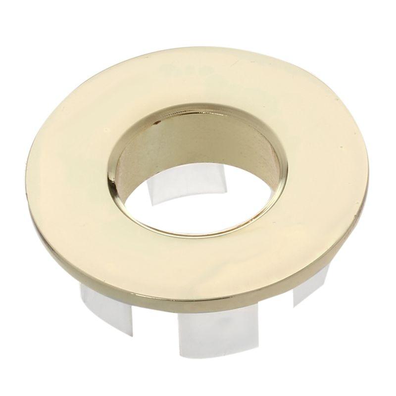 Новый дизайн раковины для ванной комнаты/покрытие для перелива раковины/Латунное шестифутовое кольцо для ванной комнаты продукт для