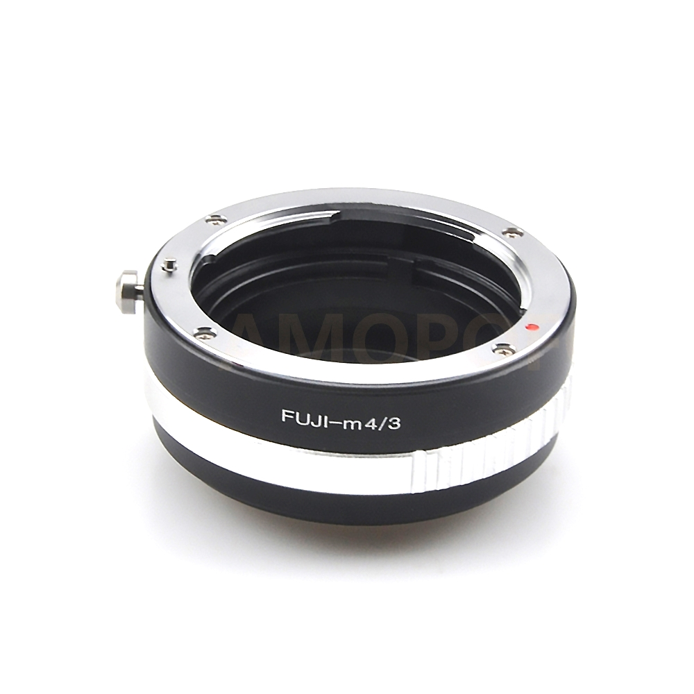 Fujica AX Old X Lens to Olympus EP2,EP3,EPL1,EPL2 Panasonic DMC-G1 DMC-G2 DMC-G3 MFT GH4 OM-D G6 Fuji-M4//3 Adapter