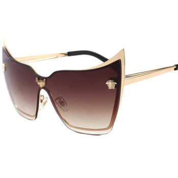 Nuevas gafas de sol VE mei ren tou Cat-Eye moda Comercio exterior sra. Sharp Street gafas de sol 2197