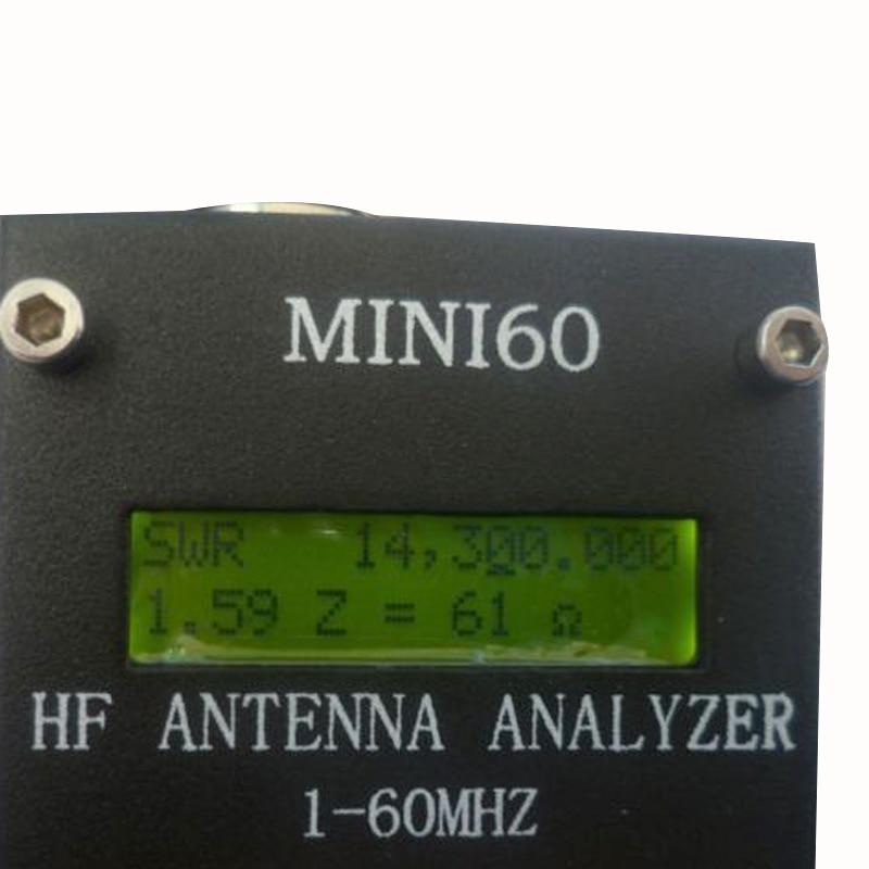 Mini60S Sark100 Bluetooth HF ANT SWR Antenna Analyzer Meter Android APP US
