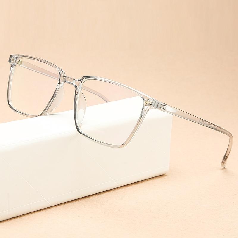 Vintage Eyeglasses Frame Women Fashion Designer Transparent Eye Glasses Frames For Men Blue Light Glasses Plastic Eye Glasses