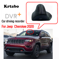 For Jeep Cherokee 2020 Car DVR Wifi Video Recorder Dash Cam Camera high quality CCD HD