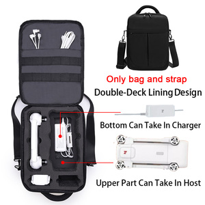 Image 5 - Single Shoulder Drone Bag Waterproof Accessories Solid Protective Shockproof Travel Anti Lost Storage Ca For Xiaomi FIMI X8