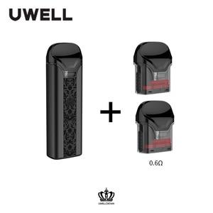 Image 4 - Uwell Thái Pod Hệ Thống Và 1 Túi 3 Ml Công Suất 0.6/1.0 Ohm Thái Lọ Pod E Thuốc Lá hơi Pod Vape