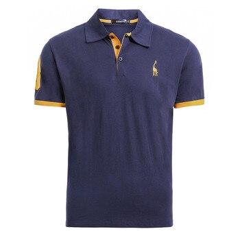 100% Cotton Polo Giraffe T Shirt