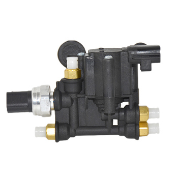 for Land Rover Range Rover Air Suspension Valve Control Unit L322 2006-2012 Air Damping Dispensing Valve RVH000046